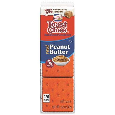 Lance Toastchee 1.25oz/ 20 count