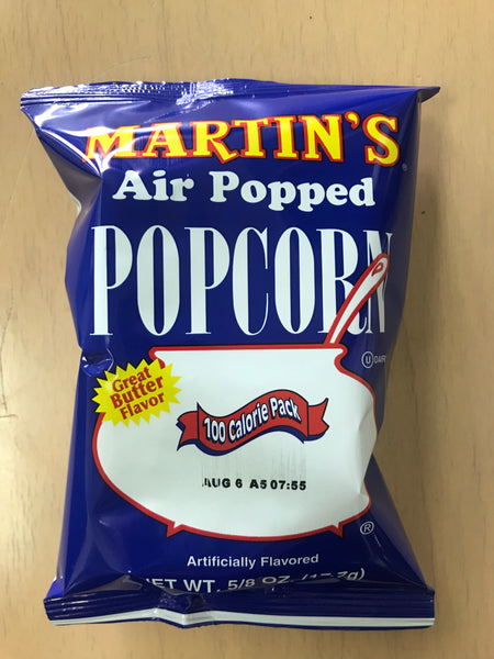 Martin's Butter Popcorn .63oz/ 30 count