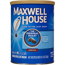 Maxwell House Coffee Can 11.5oz