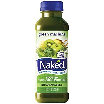 Naked Juice Green Machine 15.2oz/ 8 Count