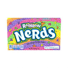 Nerds Rainbow Theater 5oz/ 12 count