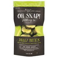 Oh Snap! Dill Pickle Fresh Snacking Cut 3.5oz/ 12 count