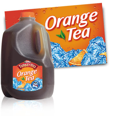 Orange Tea Gallon (must be ordered by 4's)