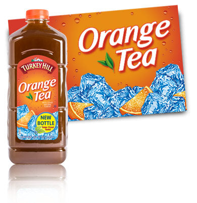 Orange Tea 1/2 Gallon (must be ordered by 3's)