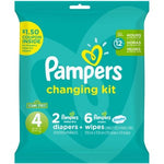 Pampers Diaper Kit Size 4