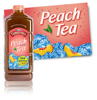 Peach Tea 1/2 Gallon ( must be ordered by 3's)