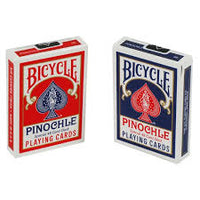 Pinochle Cards- Bicycle 12 count