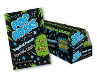 Pop Rocks Tropical Punch .33oz/ 24 count