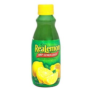 Real Lemon Juice 8oz