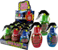 Sour Blast Candy Spray Kidsmania 2oz/ 12/ 12 count