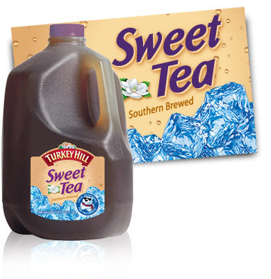 Sweet Tea Gallon (must be ordered by 4's)