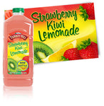 Strawberry Kiwi Lemonade 1/2 Gallon ( must be ordered in 3's)