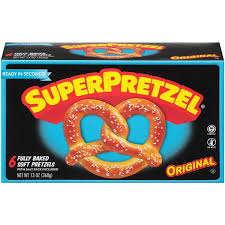 Super Pretzel 5oz/ 50 count