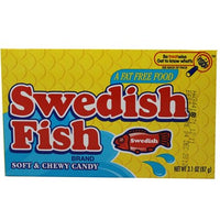 Swedish Fish Theater Box 3.1oz/ 12 Count