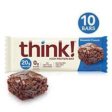 Think Thin Brownie Crunch 10 count
