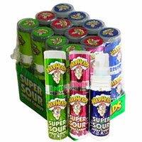 Warhead Super Sour Spray .68oz/ 12 count