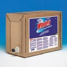 Windex Professional Bag-in-box pull out spout 5 gallon