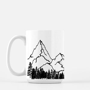 Going on an Adventure - Ceramic Mug
