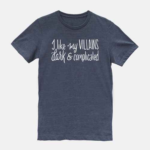 Complicated Villains - Tee