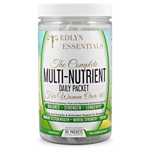 EdLyn Essentials The Complete Multi-Nutrient for Women Over 40