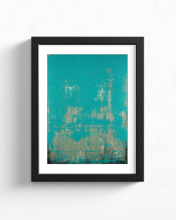 Fine Art Paper Print /  Abstract 333-015 / Portrait Orientation
