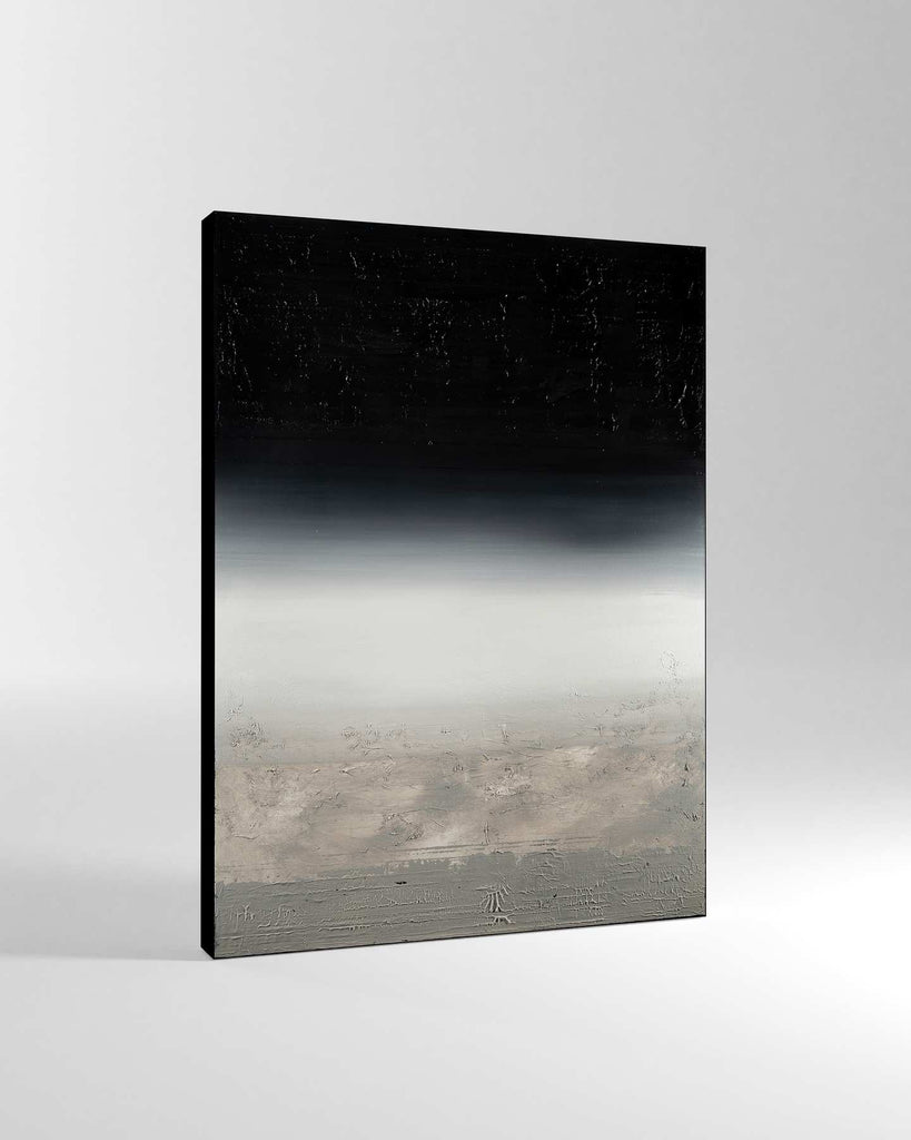 Canvas Print /  Abstract 444-010 / Portrait Orientation