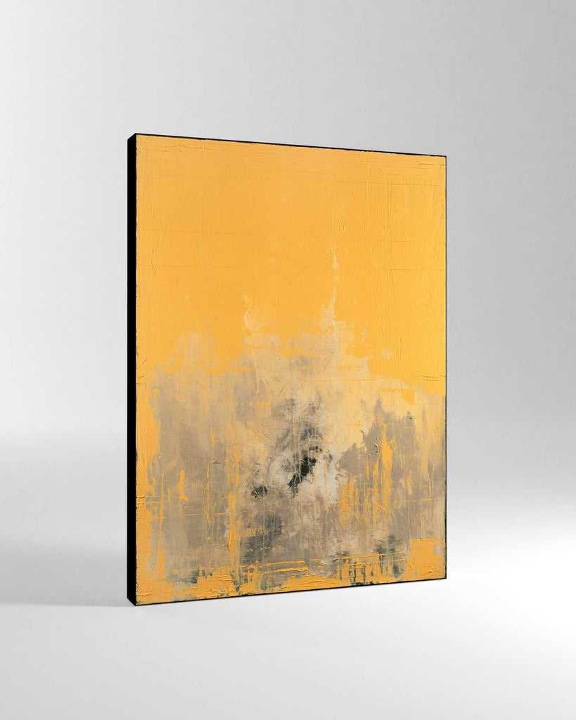 Canvas Print /  Abstract 444-011 / Portrait Orientation