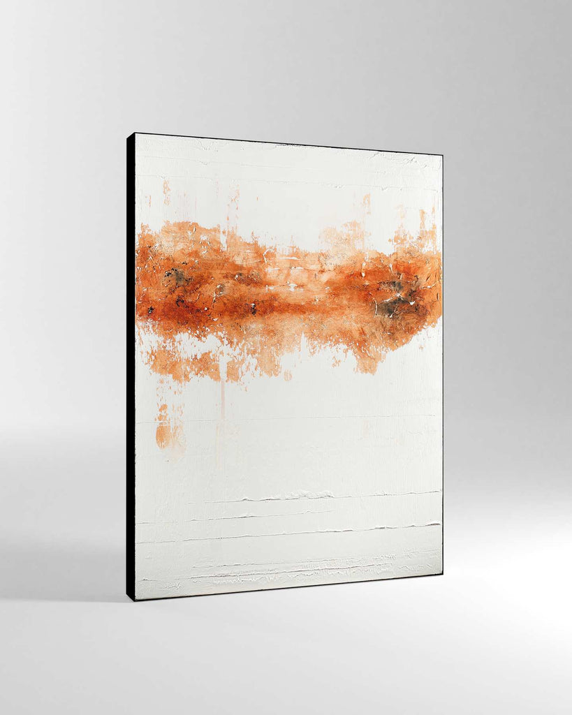 Canvas Print /  Abstract 444-013 / Portrait Orientation