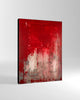Canvas Print /  Abstract 444-014 / Portrait Orientation