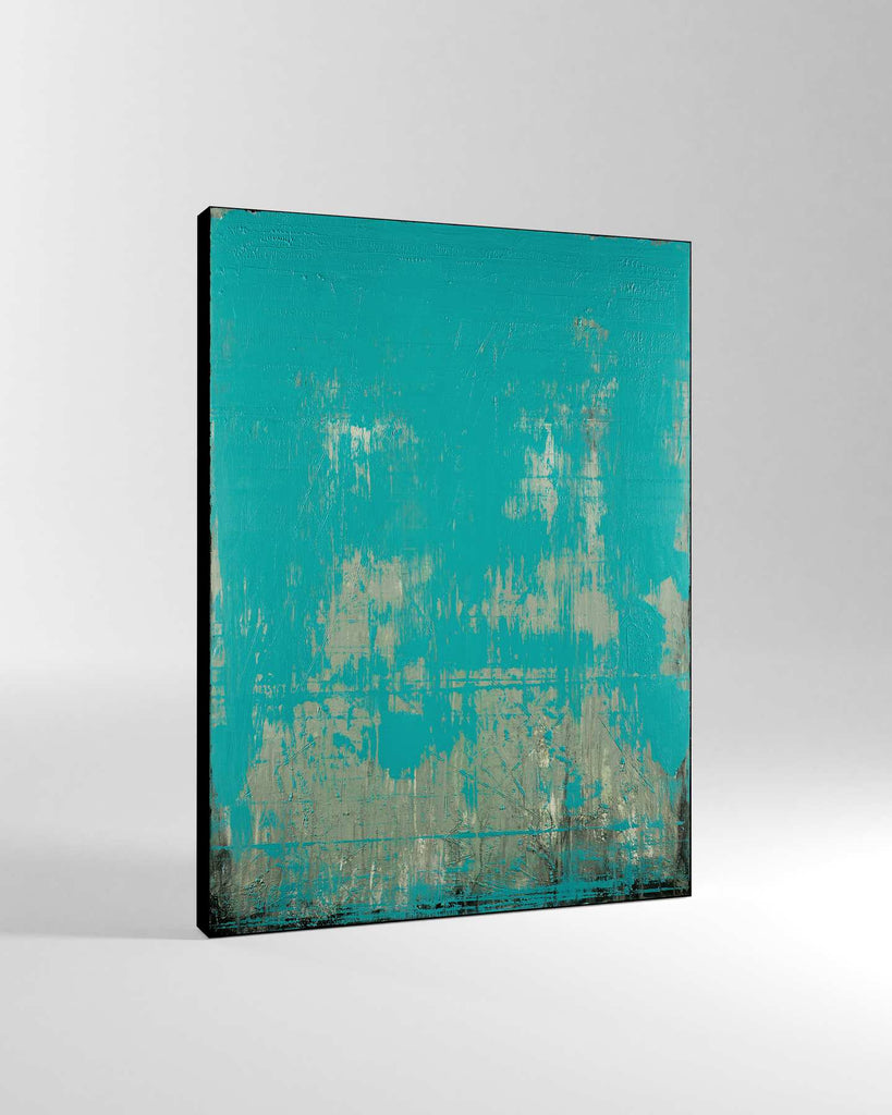 Canvas Print /  Abstract 444-015 / Portrait Orientation