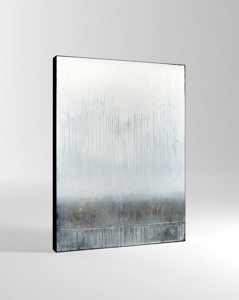 Canvas Print /  Abstract 444-016 / Portrait Orientation