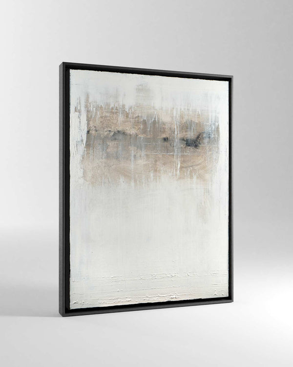Canvas Print /  Abstract 444-018 / Portrait Orientation