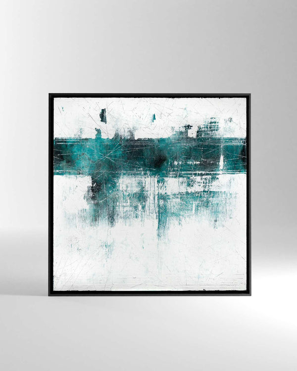 Canvas Print /  Abstract 444-019 / Square Orientation