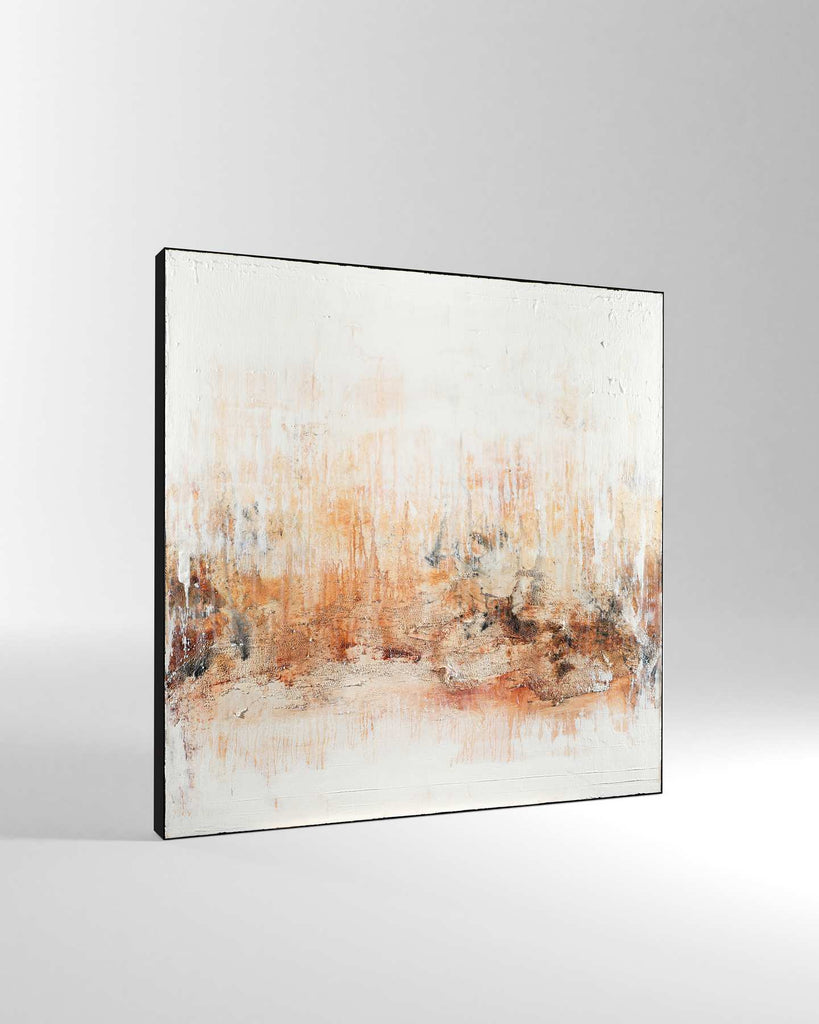 Canvas Print / Abstract 444-021 / Square Orientation
