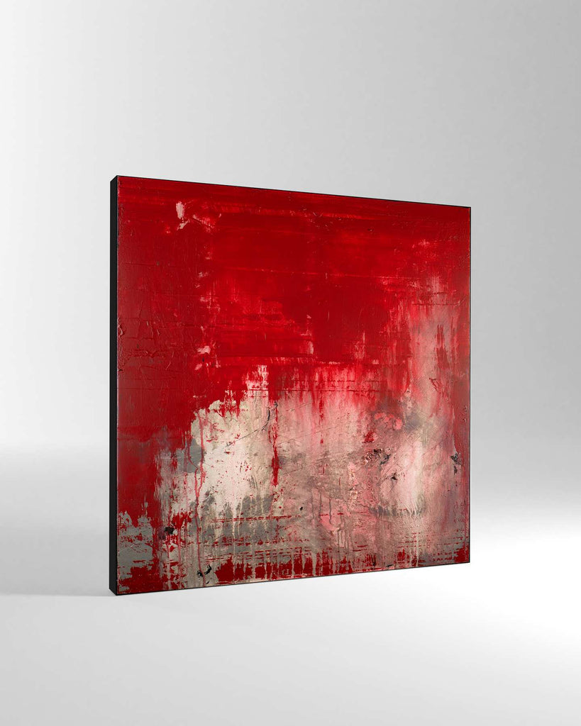 Canvas Print / Abstract 444-022 / Square Orientation