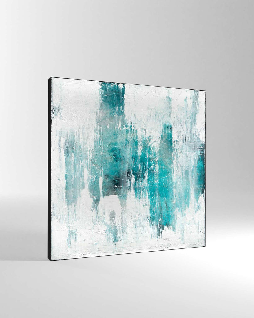 Canvas Print / Abstract 444-024 / Square Orientation