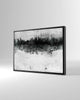 Canvas Print /  Abstract 444-033 / Landscape Orientation
