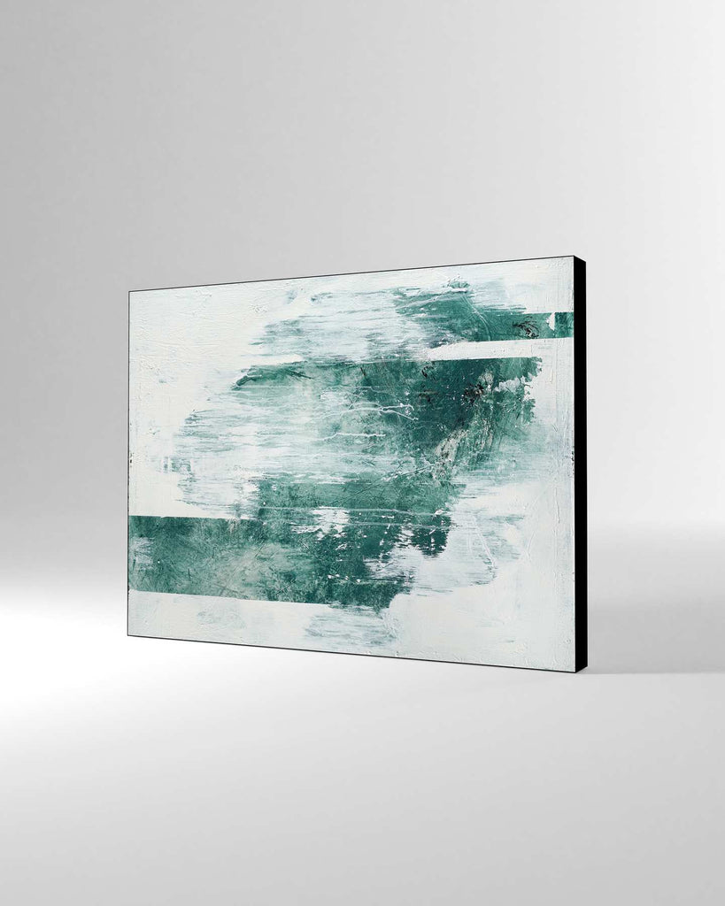 Canvas Print /  Abstract 444-036 / Landscape Orientation