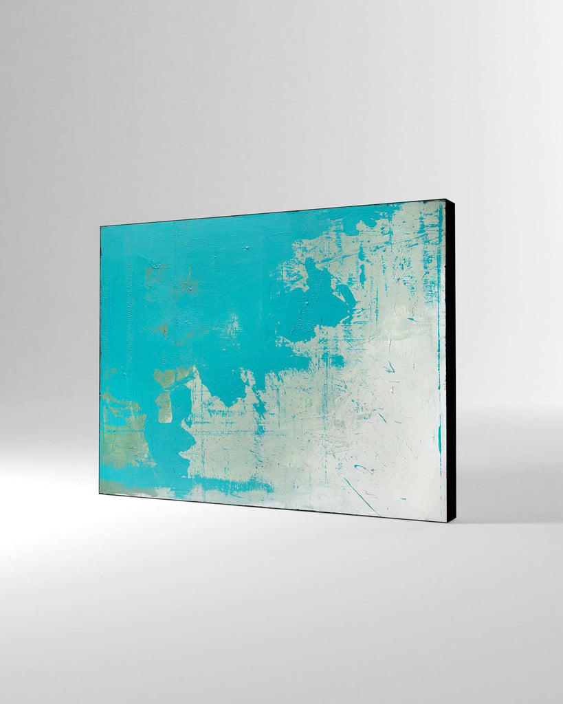 Canvas Print /  Abstract 444-037 / Landscape Orientation