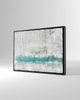 Canvas Print /  Abstract 444-038 / Landscape Orientation