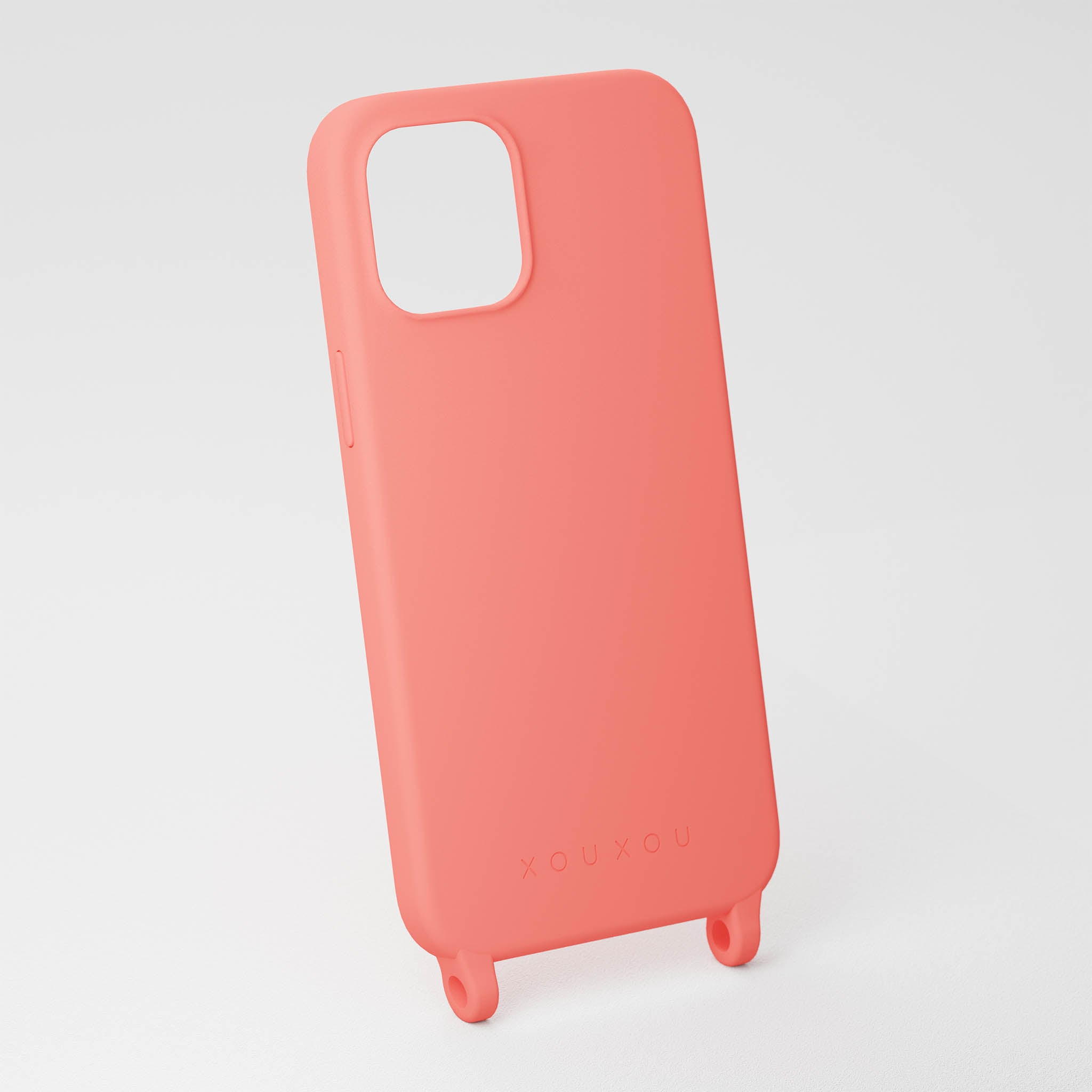 Living Coral Silicone Case