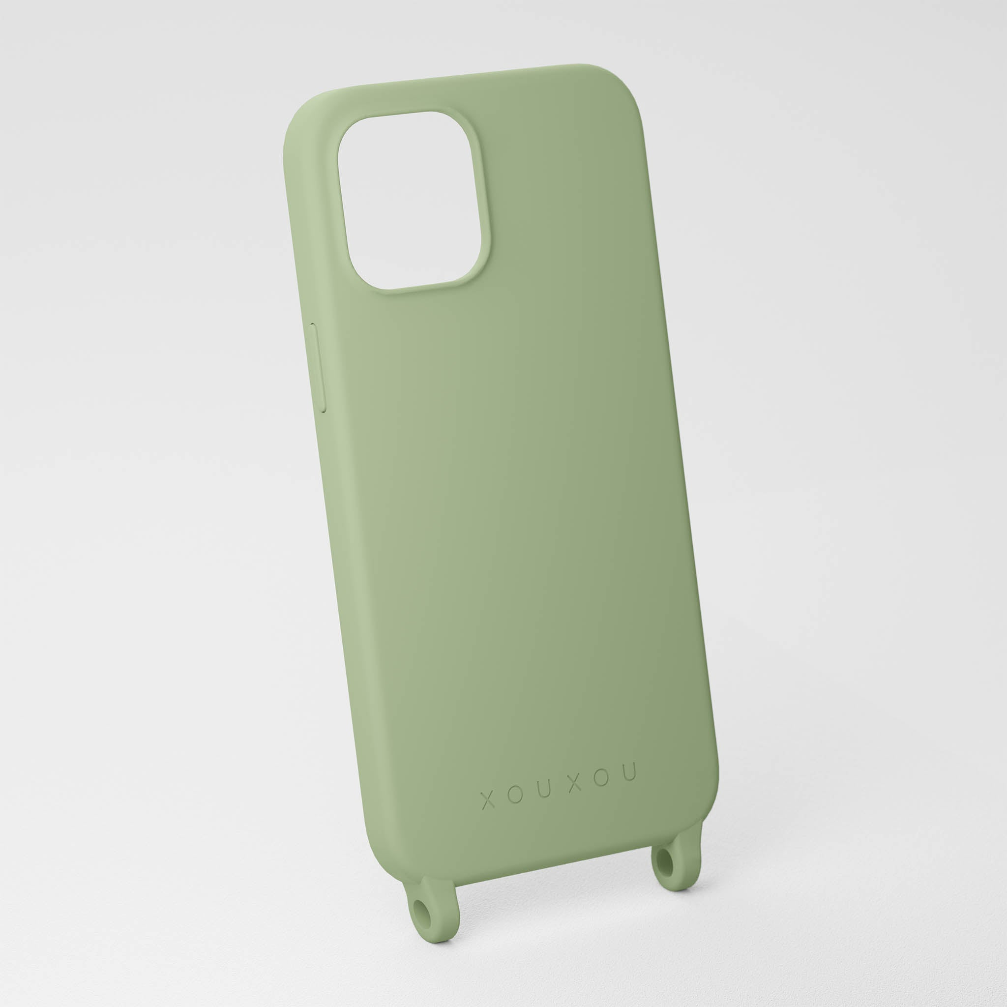 Light Olive Silicone Case