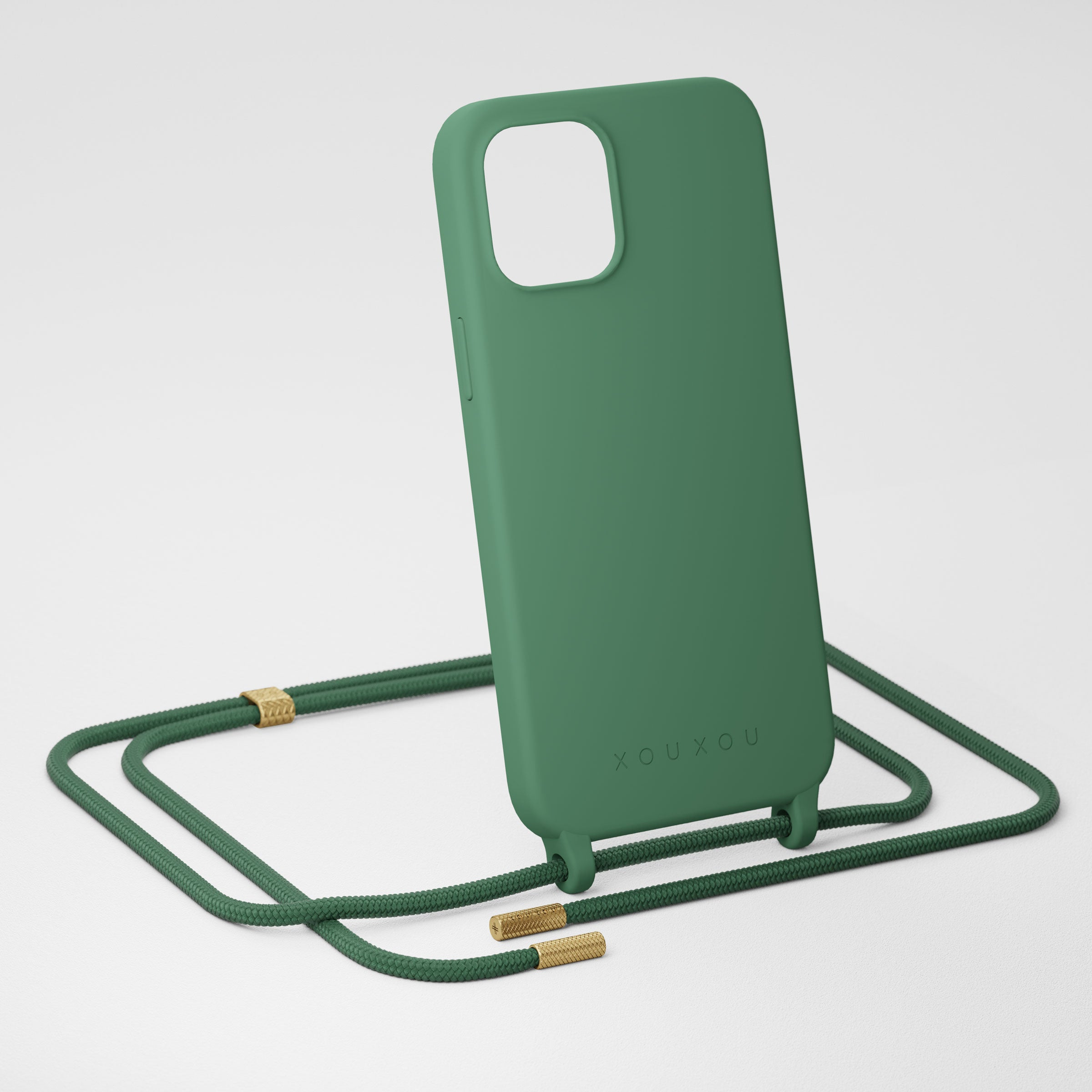 Sage Silicone Case + Rope