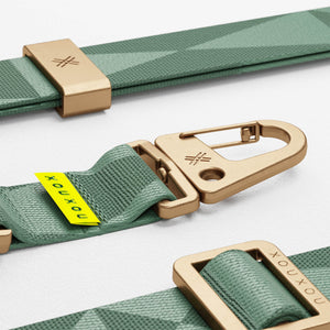 Sage Green lanyard for Modular phone case by XOUXOU