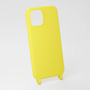 Yellow Silicone Case