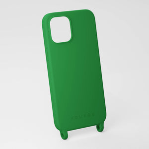 Yves Green Silicone Case