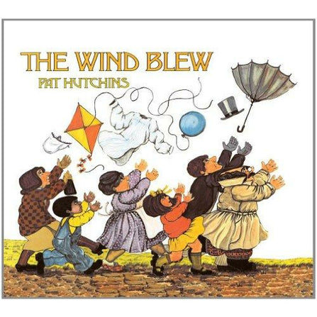 The Wind Blew - 9780027459104 - Simon And Schuster - Menucha Classroom Solutions