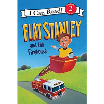 Flat Stanley: And The Firehouse - 9780061430060 - Menucha Classroom Solutions - Menucha Classroom Solutions