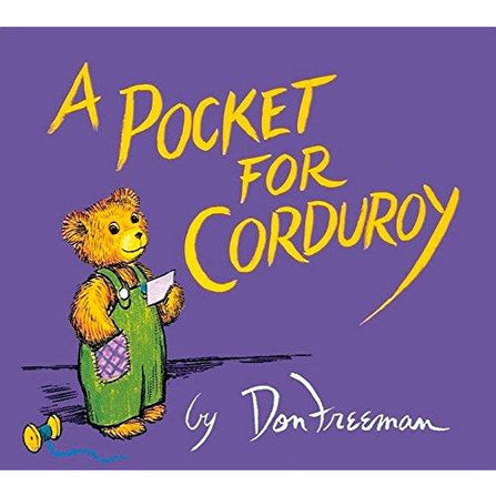 A Pocket For Corduroy - 9780140503524 - Penguin Random House - Menucha Classroom Solutions