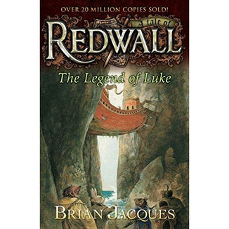 A Tale Of Redwall: #12 The Legend Of Luke - 9780142501092 - Penguin Random House - Menucha Classroom Solutions